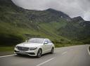 Фото авто Mercedes-Benz E-Класс W213/S213/C238/A238, ракурс: 45 цвет: серебряный