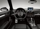Фото авто Audi S3 8V, ракурс: рулевое колесо