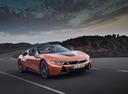 Фото авто BMW i8 I12 [рестайлинг], ракурс: 315 цвет: коричневый