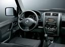 Фото авто Suzuki Jimny 3 поколение [2-й рестайлинг], ракурс: рулевое колесо