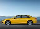 Фото авто Audi A4 B9, ракурс: 90 цвет: золотой