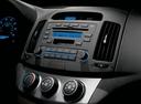 Фото авто Hyundai Elantra HD, ракурс: центральная консоль