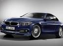 Фото авто Alpina B4 F32/F33, ракурс: 45 цвет: синий