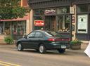 Фото авто Mercury Tracer 1 поколение, ракурс: 135