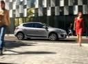Фото авто Renault Megane 3 поколение [2-й рестайлинг], ракурс: 270 цвет: серебряный