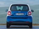 Фото авто Smart Fortwo 3 поколение, ракурс: 180 цвет: синий