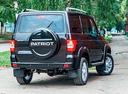 Фото авто УАЗ Patriot 2 поколение, ракурс: 225 цвет: черный