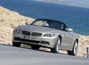 Фото авто BMW Z4 E89, ракурс: 45 цвет: серебряный