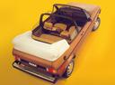 Фото авто Volkswagen Rabbit 1 поколение, ракурс: сверху
