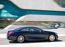 Фото авто Mercedes-Benz S-Класс W222/C217/A217, ракурс: 270 цвет: синий