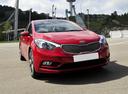 Фото авто Kia Cerato 3 поколение,  цвет: красный