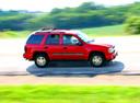 Фото авто Chevrolet TrailBlazer 1 поколение, ракурс: 270