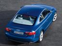Фото авто Audi A5 8T, ракурс: 225 цвет: синий