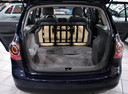 Фото авто Volkswagen Fox 3 поколение, ракурс: багажник