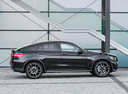 Фото авто Mercedes-Benz GLC-Класс X253/C253, ракурс: 270 цвет: черный