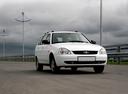 Фото авто ВАЗ (Lada) Priora 1 поколение,  цвет: белый
