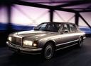Фото авто Rolls-Royce Silver Seraph 1 поколение, ракурс: 45
