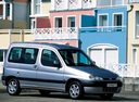 Фото авто Peugeot Partner 1 поколение, ракурс: 315