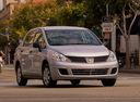 Фото авто Nissan Versa 1 поколение, ракурс: 315