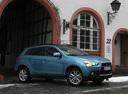 Фото авто Mitsubishi ASX 1 поколение, ракурс: 315