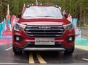 Фото авто Lifan X70 1 поколение,  цвет: красный