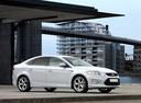 Фото авто Ford Mondeo 4 поколение [рестайлинг], ракурс: 315 цвет: белый