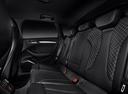 Фото авто Audi S3 8V, ракурс: задние сиденья