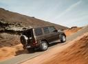 Фото авто Mercedes-Benz G-Класс W464, ракурс: 225 цвет: коричневый