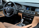 Фото авто BMW 7 серия F01/F02, ракурс: торпедо