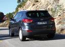 Фото авто Hyundai ix35 1 поколение, ракурс: 135 цвет: серый