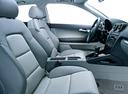 Фото авто Audi A3 8P, ракурс: сиденье