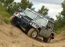 Фото авто Hummer H1 1 поколение, ракурс: 45