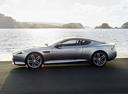 Фото авто Aston Martin DB9 1 поколение [2-й рестайлинг], ракурс: 90 цвет: серый