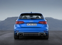 Фото авто Audi RS 3 8VA [рестайлинг], ракурс: 180 цвет: синий
