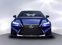 Фото авто Lexus GS 4 поколение [рестайлинг],  цвет: синий