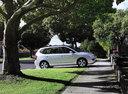 Фото авто Kia Carens 3 поколение, ракурс: 270