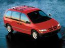 Фото авто Chrysler Voyager 3 поколение, ракурс: 315