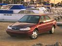 Фото авто Mercury Mystique 1 поколение, ракурс: 45
