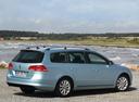Фото авто Volkswagen Passat B7, ракурс: 225 цвет: серый