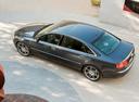 Фото авто Audi A8 D3/4E [2-й рестайлинг], ракурс: сверху