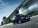 Фото авто ВАЗ (Lada) Granta 1 поколение, ракурс: 315 цвет: синий