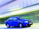 Фото авто Skoda Fabia 6Y, ракурс: 315 цвет: синий