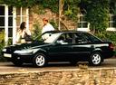 Фото авто Daewoo Espero KLEJ [рестайлинг], ракурс: 90 цвет: зеленый