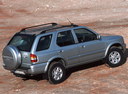 Фото авто Opel Frontera B, ракурс: 225