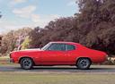 Фото авто Chevrolet Chevelle 2 поколение [2-й рестайлинг], ракурс: 90