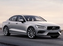 Фото авто Volvo S60 3 поколение, ракурс: 315 цвет: серебряный