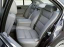 Фото авто BMW M5 E34, ракурс: задние сиденья