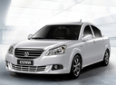 Фото авто Vortex Estina 1 поколение [рестайлинг], ракурс: 45 цвет: серебряный