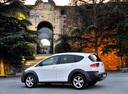 Фото авто SEAT Altea 1 поколение [рестайлинг], ракурс: 90 цвет: белый