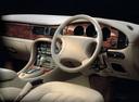 Фото авто Jaguar XJ X308 [рестайлинг], ракурс: торпедо